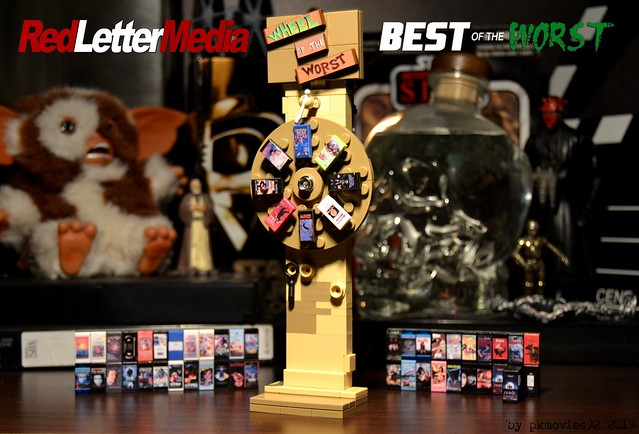 LEGO Red Letter Media - Wheel of the Worst