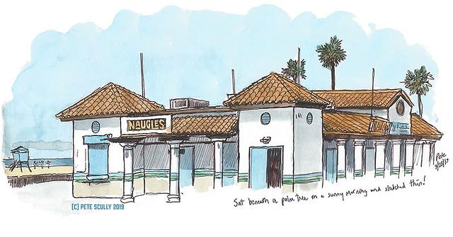 Huntington Beach Naugles