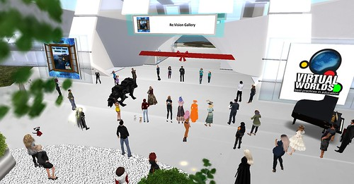 VWBPE 2019 Ribbon Cutting/Opening | by AevalleGalicia