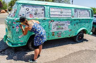 Seligman - Route 66 - Arizona | by Julien | Quelques-notes.com