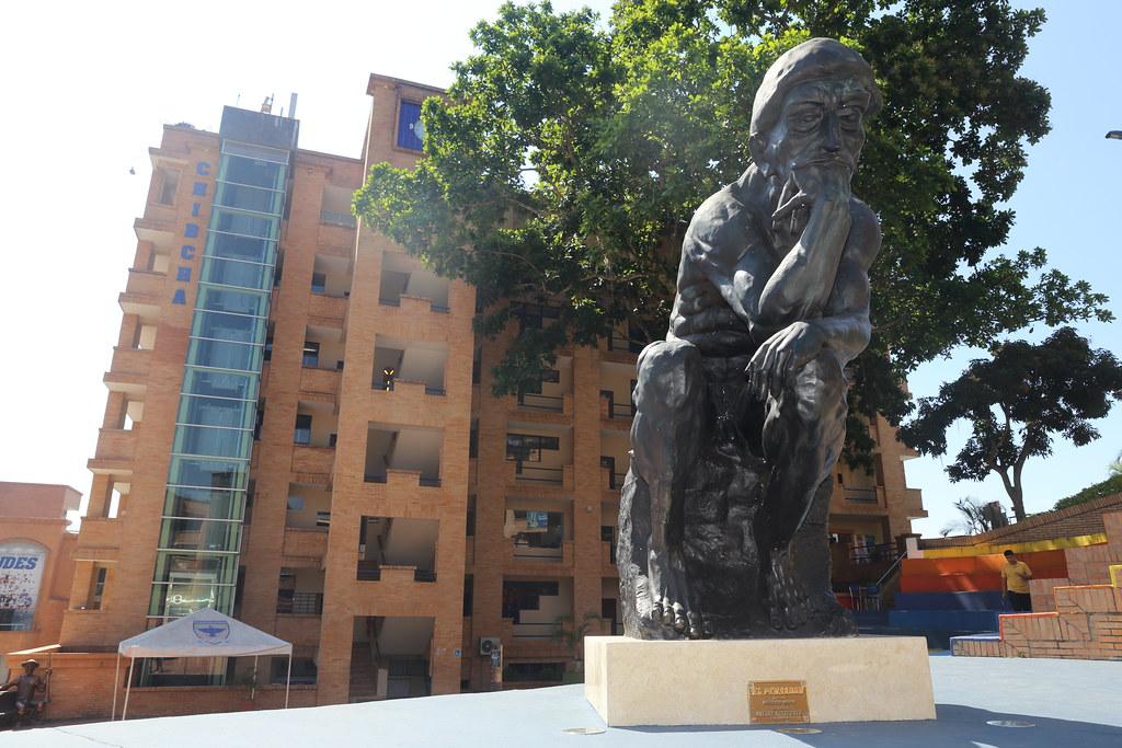 Marzo 28 de 2019 / Monumentos Universidad de Santander UDES