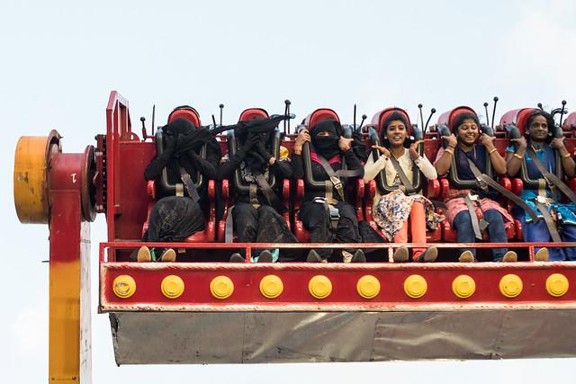 Fun at the Fair, Chennai