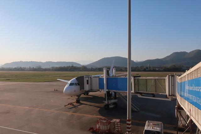 Bangkok Airways, Luang Prabang International Airport, Luang Prabang, Laos