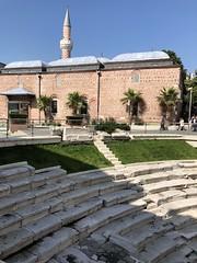 Dzhumaya Mosque and the Ancient Stadium of Philipopolis, Plovdiv