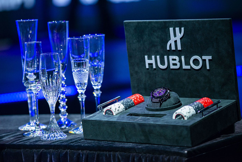 Baccarat Crystal & Hublot Watch
