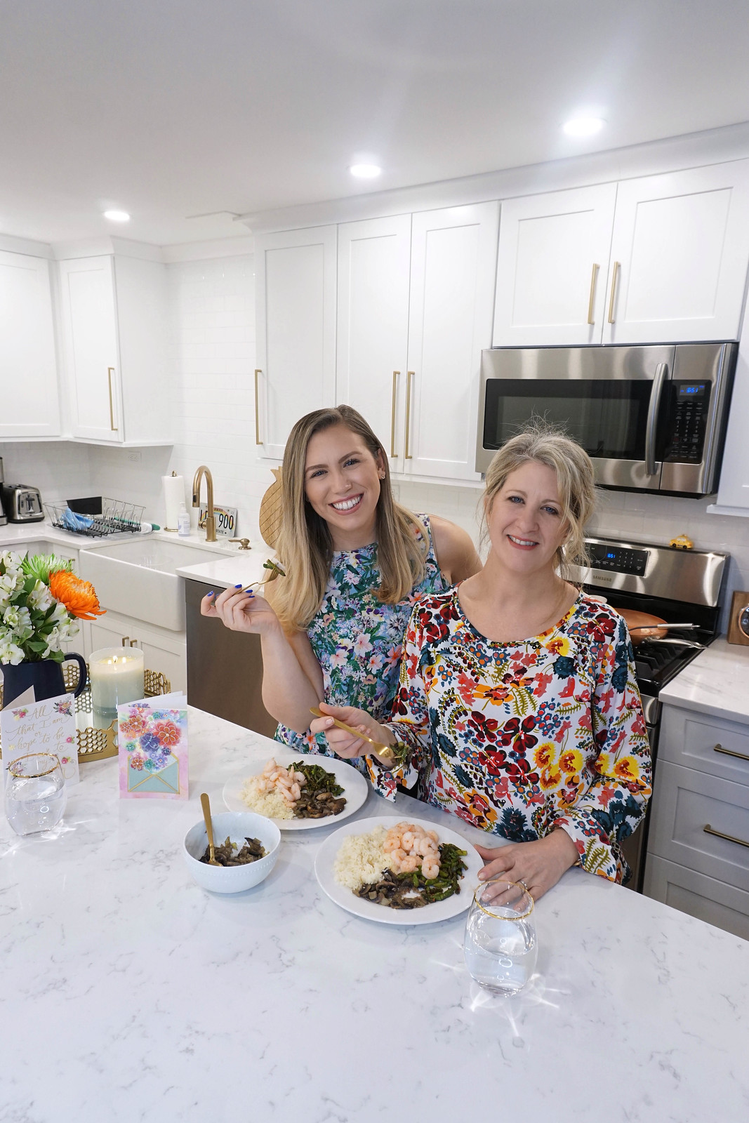 Mother Daughter Cooking Lesson 5 Ways to Spend Mother's Day This Year with Papyrus