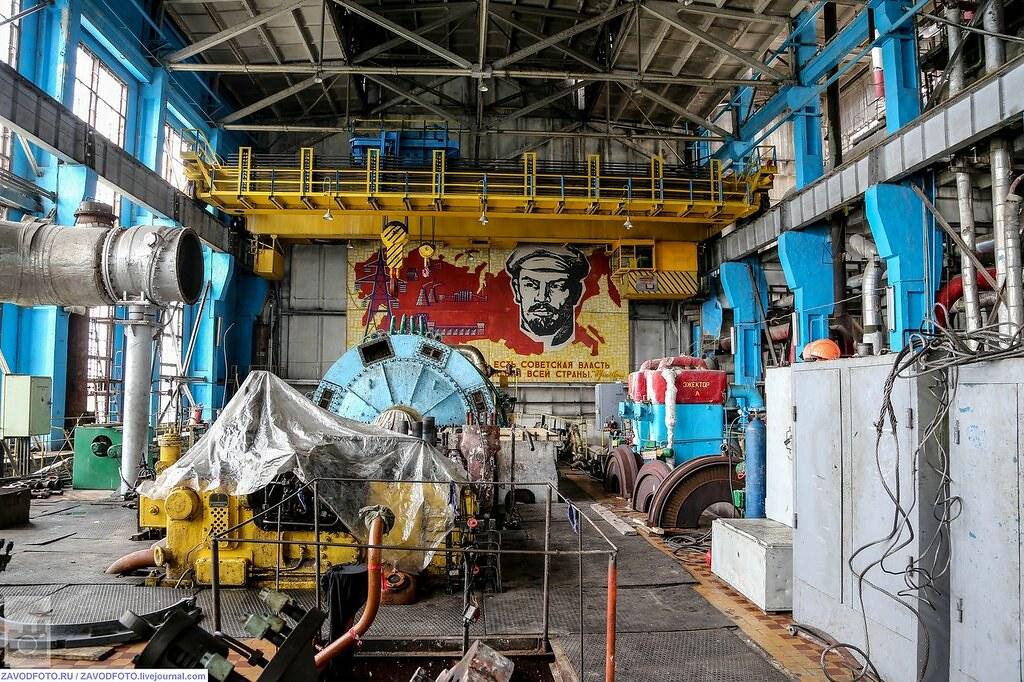 Ленин и энергетика