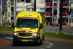 Ambulance Rotterdam-Rijnmond 17-161