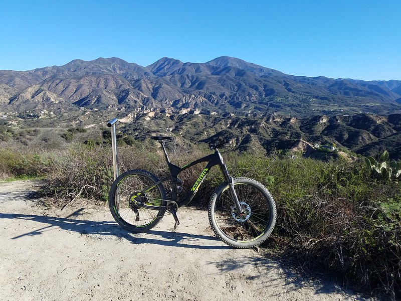 Orange County Parks • Saddleback Mountain