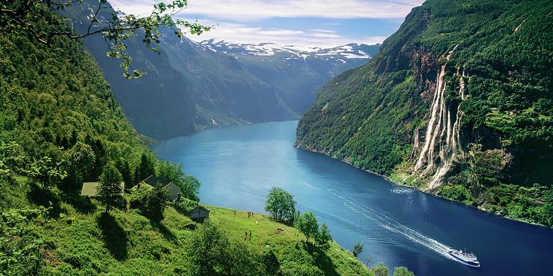 Maravilhas da Escandinávia com Fiordes