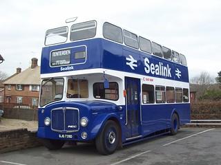 East Kent AEC Regent V GJG739D at Tenterden | by Tom Burnham