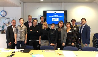 DIGIEDUHACK Steering Group 1st Meeting | by lindacq