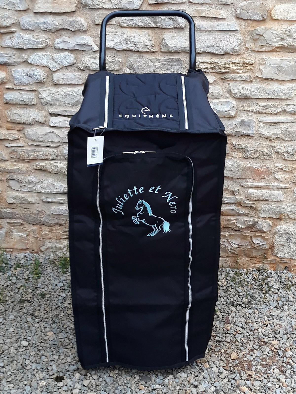 Housse pour chariot porte-selle personnalisée