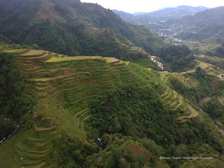 Main Viewpoint of the Banaue Rice Terraces   by Traveling Morion