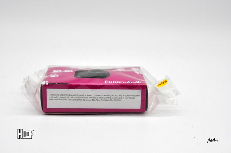 _DSC8899 Máquina 35 mm descartável em embalagem original - Publicidade Eukanuba