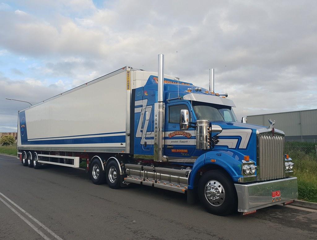 Thurwood Interstate Transport - Kenworth T610 SAR