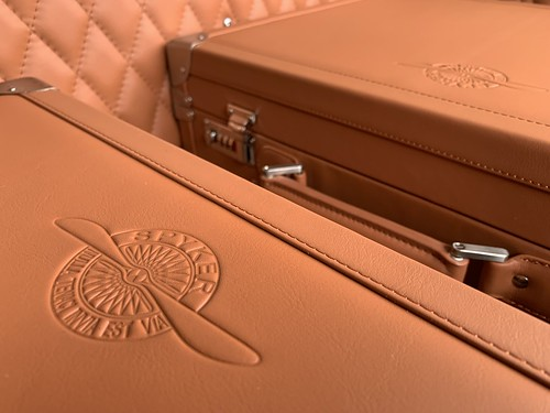 Spyker C8 Luggage | by redgeecapili