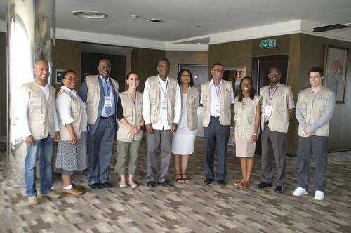 Commonwealth Expert Team in Cameroon | by Commonwealth Secretariat
