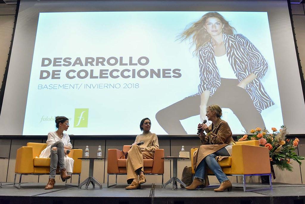 """Presentación Especializada """"Cómo desarrollar colecciones Potencialmente Viables"""" - BWF 2019"""