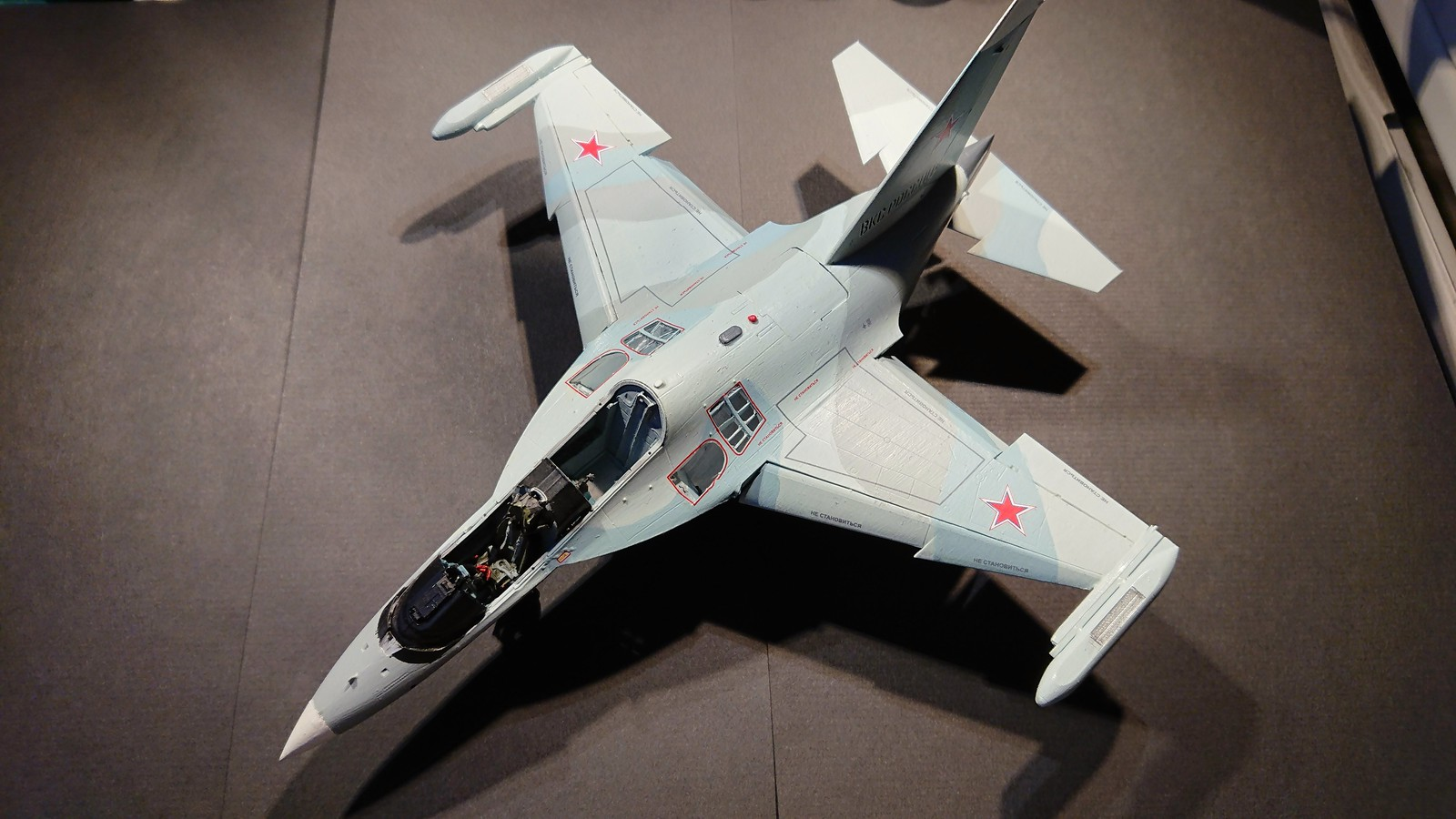 Ett par tumvantar - Yak-130 Mitten - Zvezda 1/48 - Sida 5 40610740083_85838829d2_h