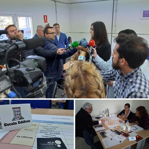 """ACA Celebra dos talleres en Guadalajara y Melilla de su proyecto """"Pobreza Energética y Olas de Calor en Zonas Urbanas"""""""