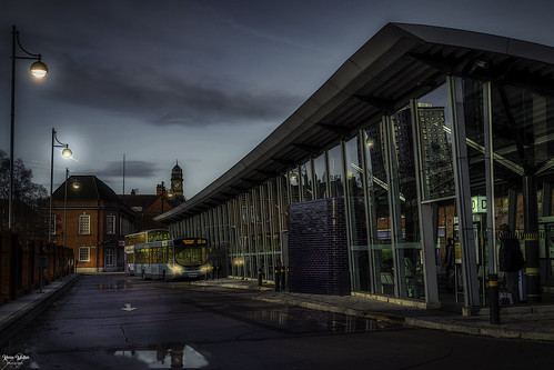 Eccles Bus Station | by Kev Walker ¦ 10 Million Views..Thank You