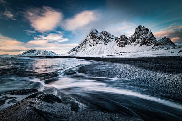 Ocean action by Eystrahorn