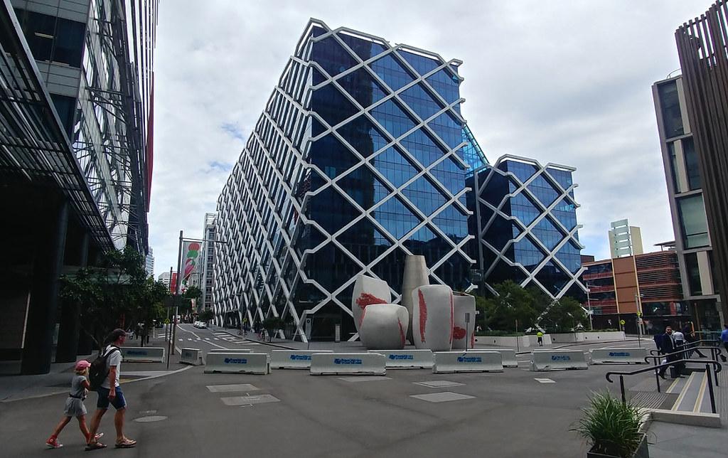 2019 OZ - Sydney, Barangaroo Office and entertainment Precinct