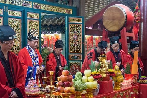Templo taoista de Pak Tai.