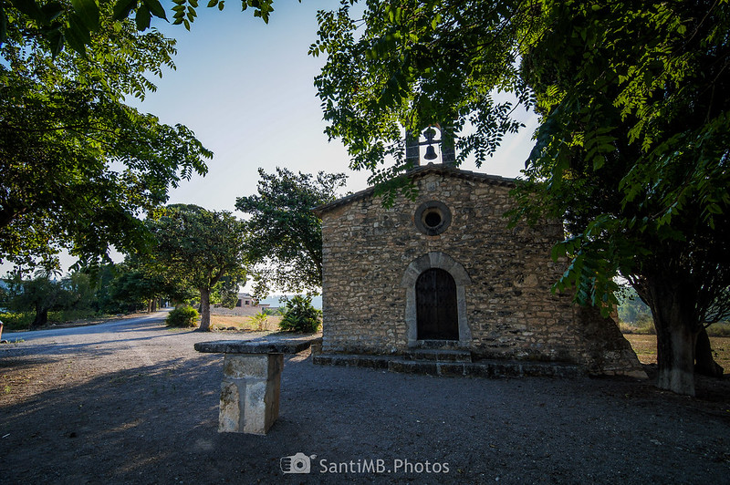 Capilla románica de Sant Joan de Viladellops