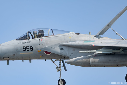 Naha Airport 2019.2.2 (5) JASDF 304SQ F-15J #959 | by double-h