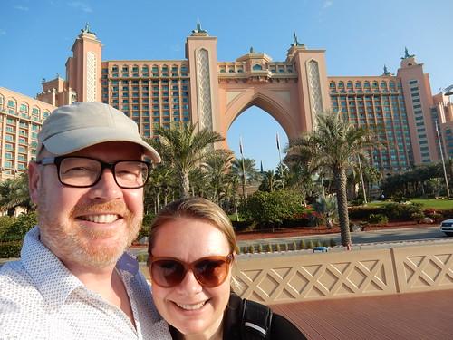 Palm Jumeirah - Atlantis Hotel