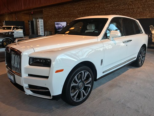 Rolls Royce Cullinan SUV | by ROCKINRODDY93