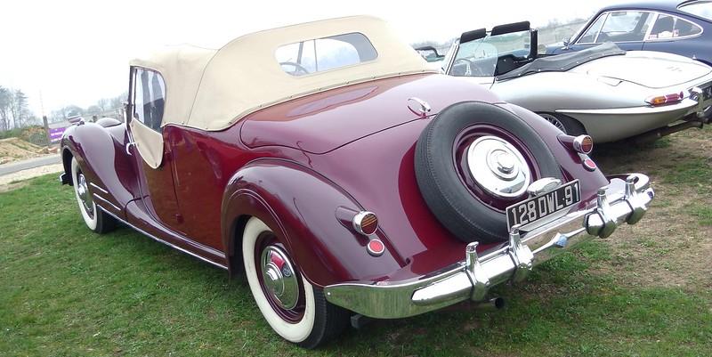 Riley RMC 2,5 litres DOHC 1949 -  46548087585_d43710240b_c