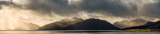 Rain Over Loch leven | by JasonPC