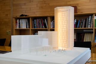 La Cambra de Barcelona i l'Ajuntament compartiran  el nou edifici d'oficines del 22@   by Press Cambrabcn