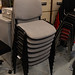 Stackable meeting chairs E35