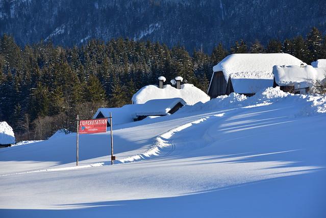 Winter Bad Mitterndorf Austria (c) 2019 Берни Эггерян :: ru-moto images 0381