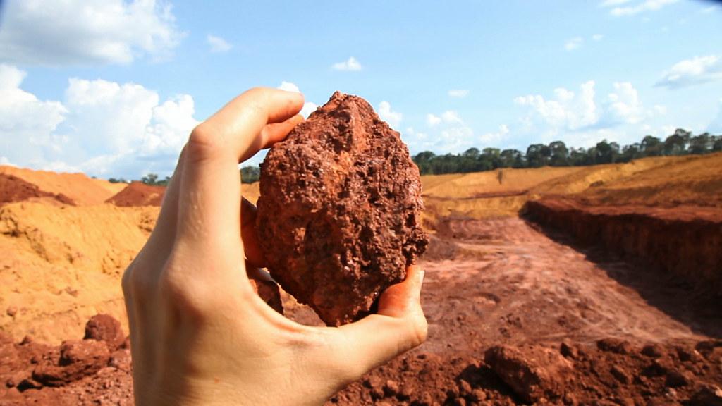 Recursos da CFEM para Terra Santa, a realidade. por Natanael Oliveira