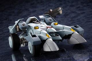 革命性的 2.5 世代機體!壽屋《HEXA GEAR 六角機牙》1/24 KIT BLOCK『Bulkarm Glanz』|ヘキサギア バルクアーム・グランツ