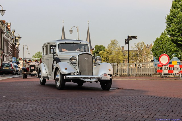 1934 Chevrolet DA Master DeLuxe - HT-93-FL