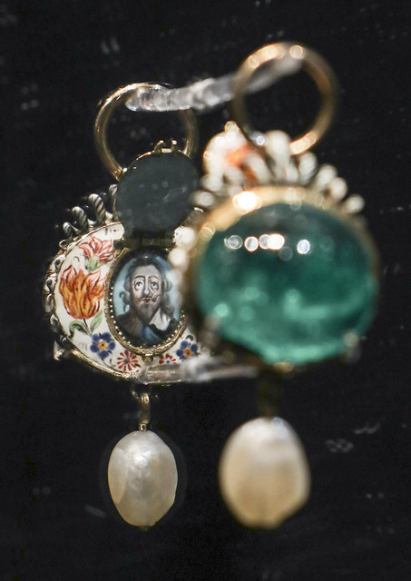 The Helyer Jewel, England, 1650-70