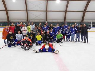 Fighters Vs Hockey Academy | by RecSando