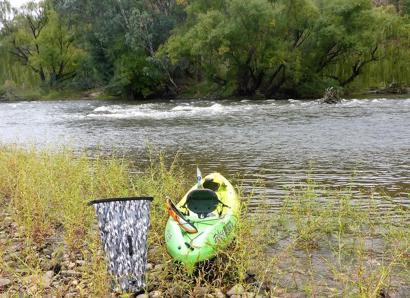 Rapids near Gadds Bend