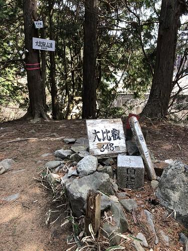 大比叡(比叡山頂)