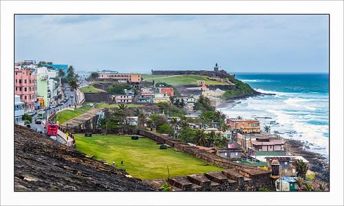 0417 2017 ocean clichésaturday oldsanjuan castillosancristobal vacation castillosanfelipedelmorro sanjuan puertorico pr