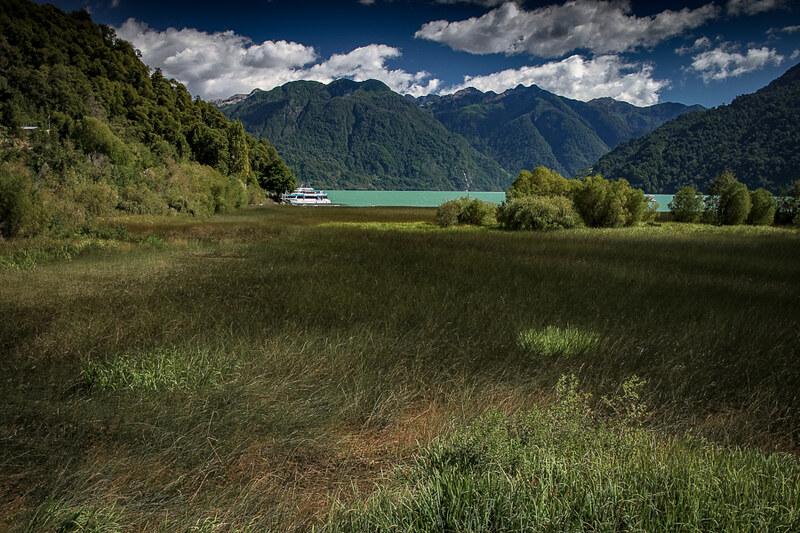 Lago Todos los Santos - Chile