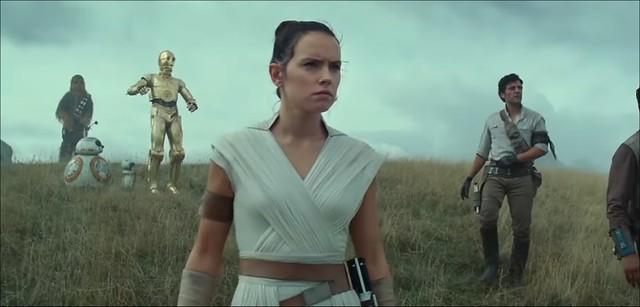 Αύξηση των Star Wars του Skywalker