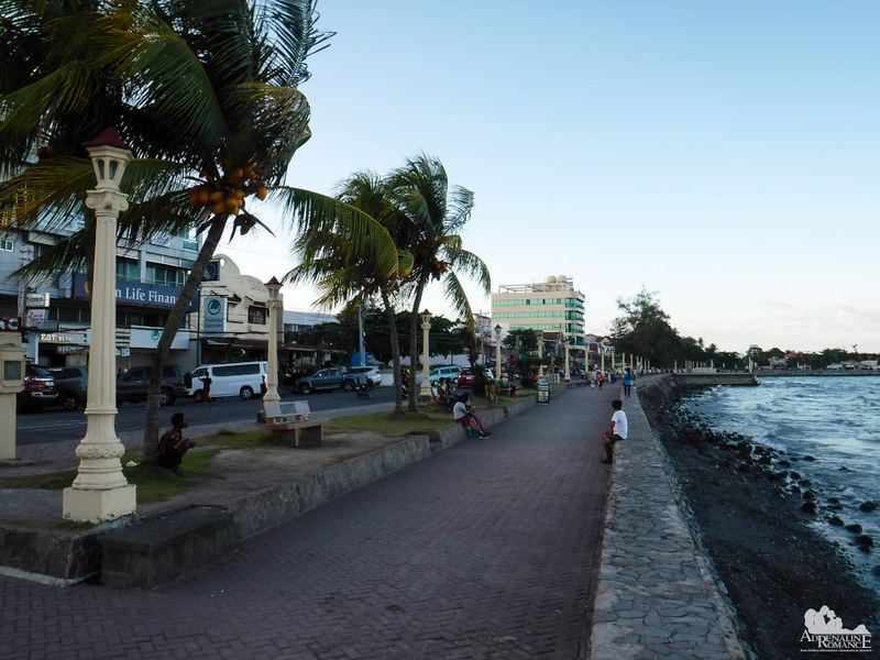 Rizal Boardwalk