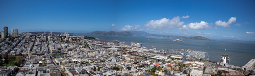 SF Panorama | by nocureforgravity